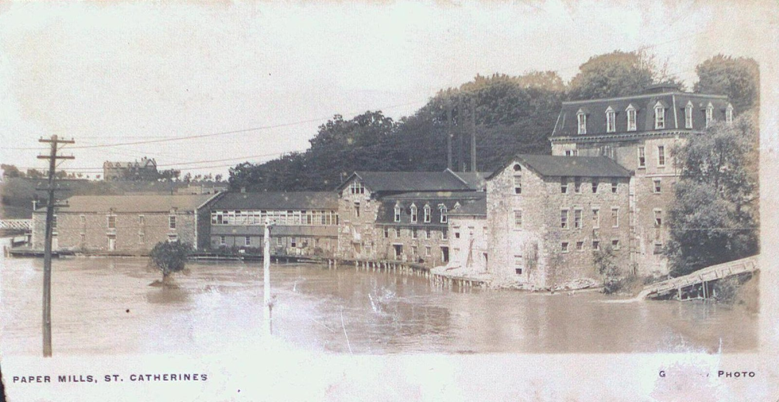 Paper Mills, St. Catharines