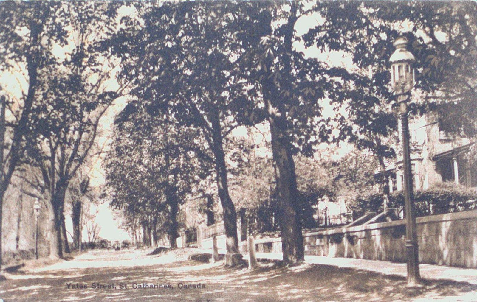 Yates Street, St. Catharines