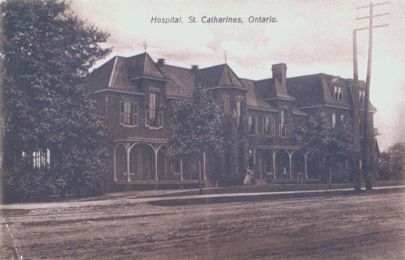 St. Catharines General Hospital