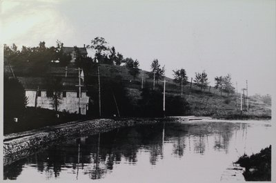 Second Welland Canal Near Pays Hill