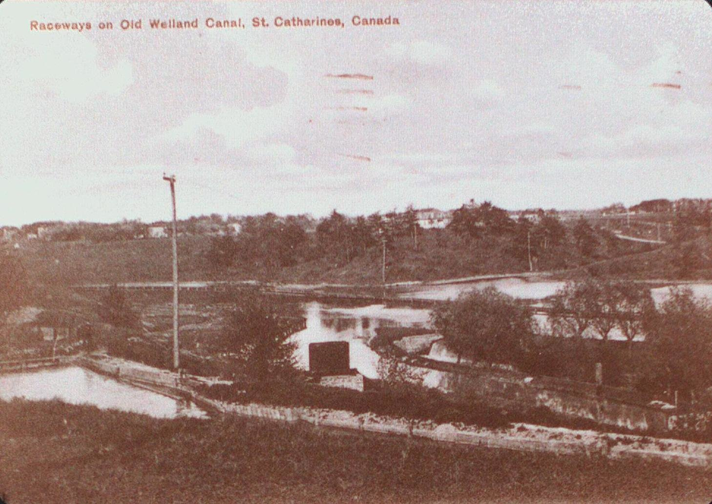 Raceways on the Old Welland Canal