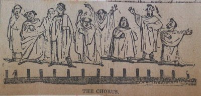 Teresa Vanderburgh's Musical Scrapbook # 1 - The Chorus