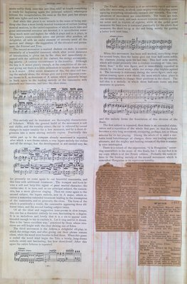 Teresa Vanderburgh's Musical Scrapbook #1 - Franz Schubert's Symphony in C Minor, no. 10 Continued