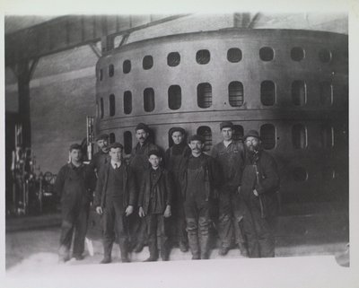 Employees of Cataract Power Co.