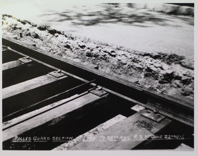 Railway Construction in St. Catharines