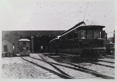 NS&T Car Barns