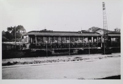 NS&T Trolley Car # 58