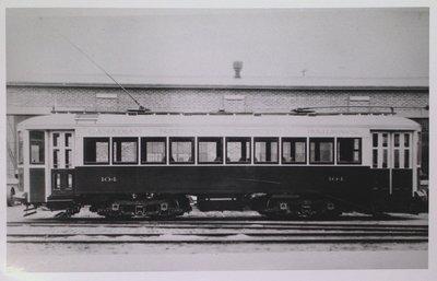 NS&T City Car #104