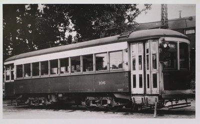NS&T City Car #106