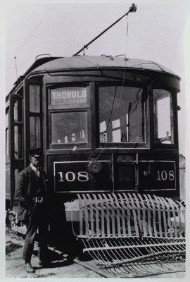 NS&T City Car #108