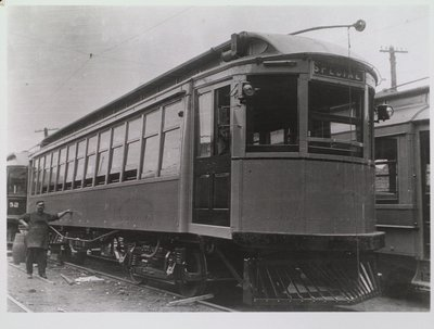 NS&T Car #108 or 109