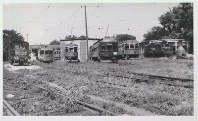 NS&T Rail Yard on Welland Avenue