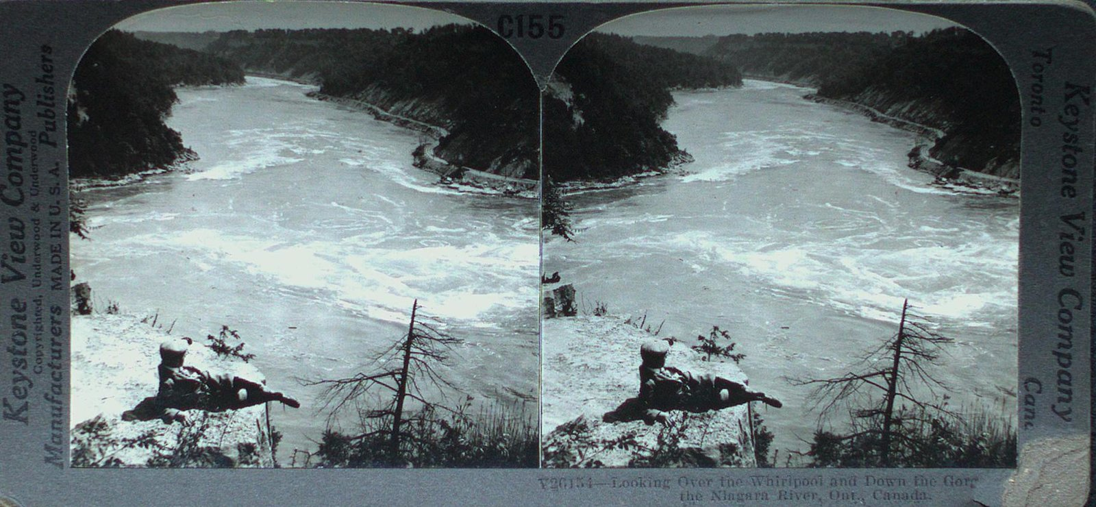 Niagara Gorge and the Niagara Whirlpool