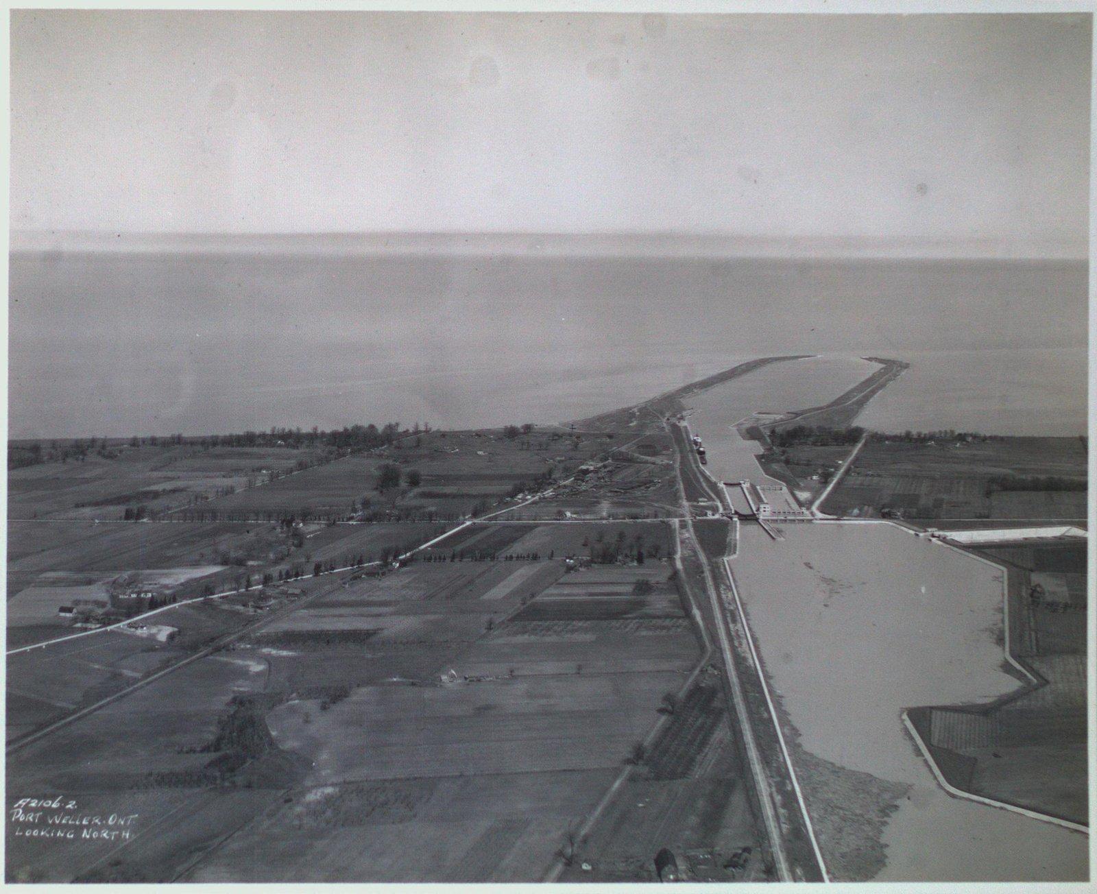 Port Weller Looking North