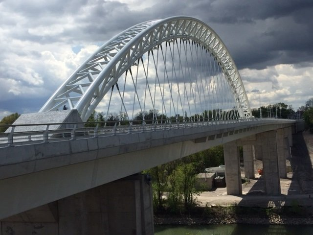 The New Burgoyne Bridge