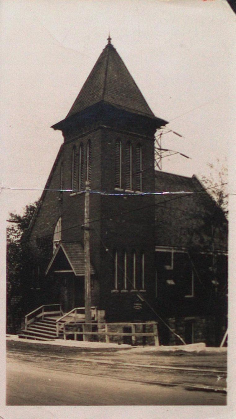 St. Andrew's Presbyterian Church, Merritton