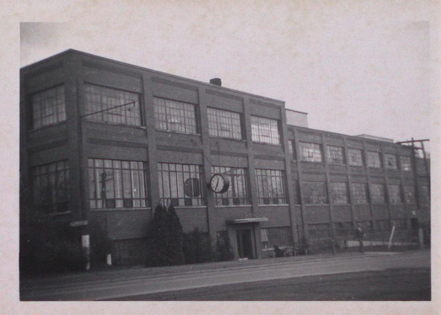 Interlake Tissue Mill