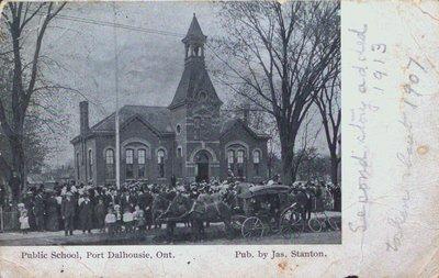 Public School, Port Dalhousie