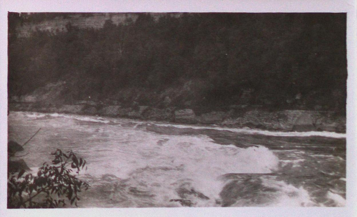 Niagara River Gorge and Rapids