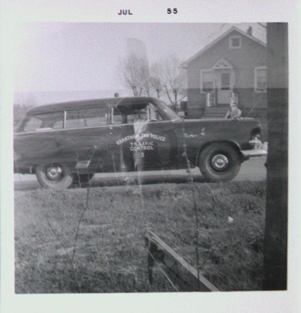 Grantham Township Traffic Control Car