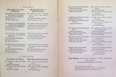 Teresa Vanderburgh's Musical Scrapbook #2 - Musical Art Society of New York Concert - Program