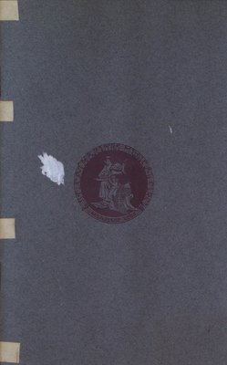 Teresa Vanderburgh's Musical Scrapbook #2 - St. Catharines Musical Circle Concert Program