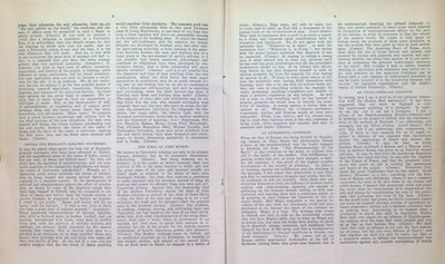 Teresa Vanderburgh's Musical Scrapbook #2 - The Opening of Ruskin Hall, Oxford, England