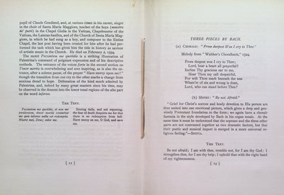 Teresa Vanderburgh's Musical Scrapbook #2 - Musical Art Society of New York Concert Program