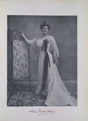 Teresa Vanderburgh's Musical Scrapbook #2 - Duss' Metropolitan Opera House Orchestra Souvenir Book