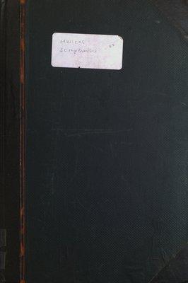 Teresa Vanderburgh's Musical Scrapbook #2
