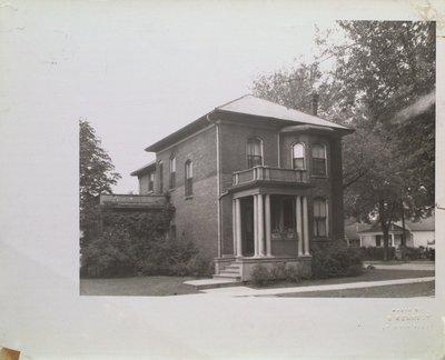 Welland Avenue Church Parsonage