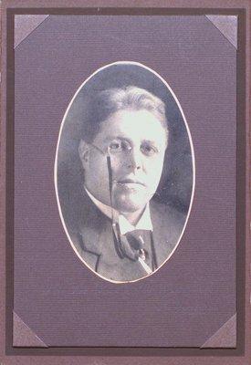 Dr. Frederick Tristan Egener