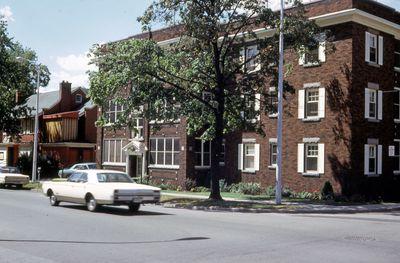 Corner of William & Church Streets