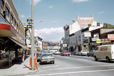 St. Paul Street at William Street