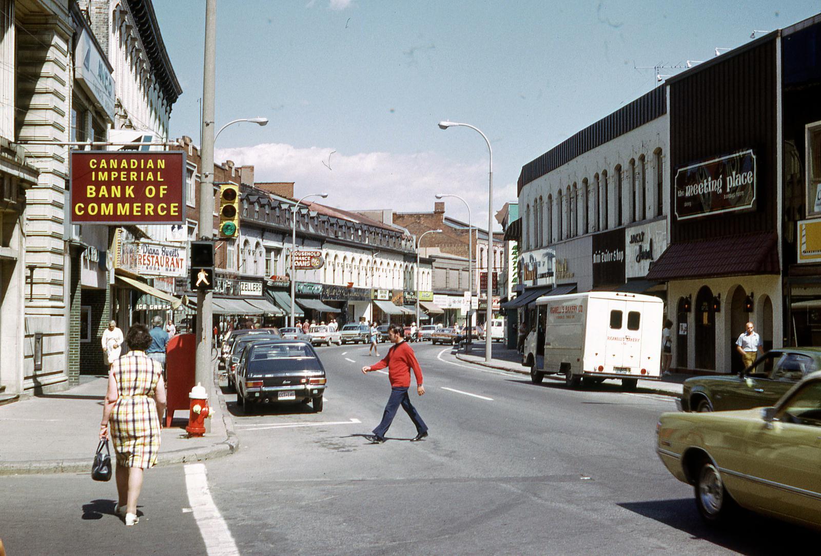 St. Paul Street from Queen Street