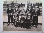 "R.C.S.C.C. ""Renown"" Cadets with Trophies"