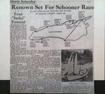 """""""Renown"""" Cadets Participate in Schooner Race"""