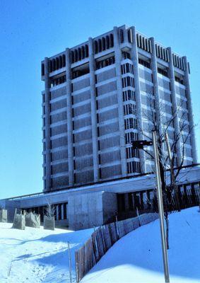 Arthur Schmon Tower at Brock University