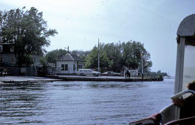 The Niagara-on-the-Lake Ferry Dock