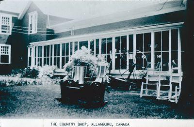The Country Shop, Allanburg