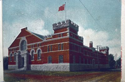 St. Catharines Armoury