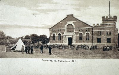 The St. Catharines Armoury