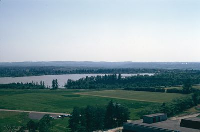 A View of Lake Gibson