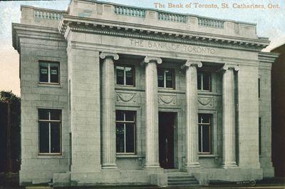 The Bank of Toronto