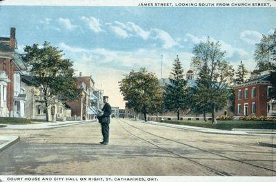James Street Looking South