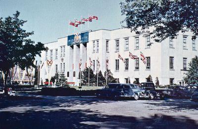 St. Catharines City Hall
