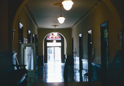 Interior Hallway of the Old St. Catharines Courthouse