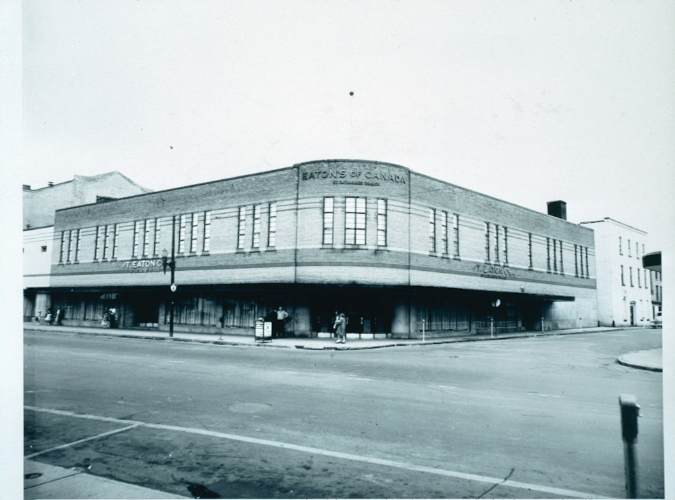 Eaton's Department Store