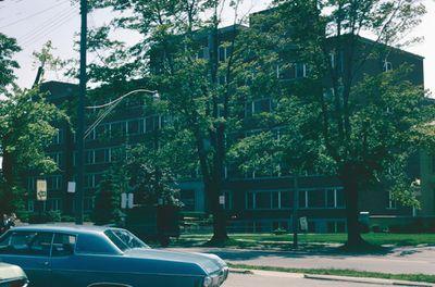 The Hotel Dieu Hospital