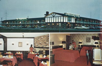 The Highwayman Motor Inn